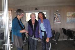 Jolleklub standerhejsning 2014